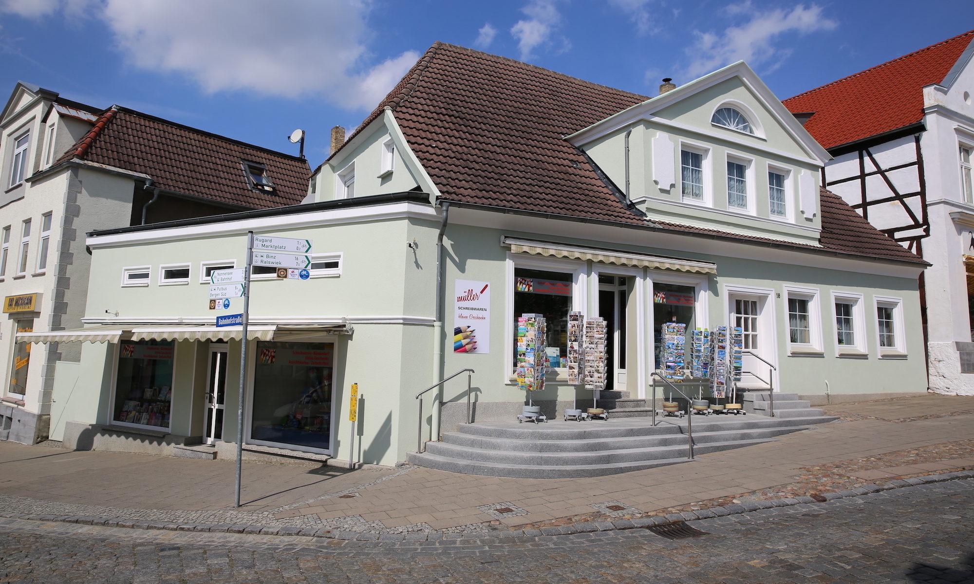 Schreibwaren & Bürobedarf Müller